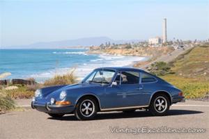 1972 Porsche 911 T/E Photo
