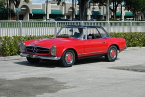 1964 Mercedes-Benz SL-Class PAGODA 2 TOP 230SL 4 SPEED ROADSTER Photo