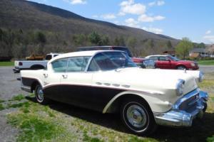 1957 Buick Super 4 Door Hard Top