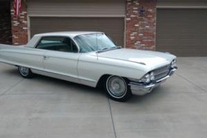 1962 Cadillac DeVille 2 Door Hard Top Coupe