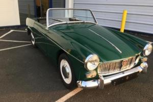 1964 MG Midget Mk1 1098 Photo