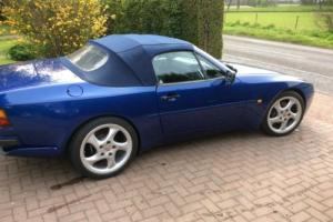 Porsche 944 turbo S Cabriolet Photo