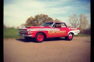 1962 Dodge Dart Dart