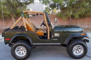 1976 Jeep CJ  5 Brother of CJ7