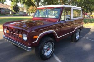 1974 Ford Bronco Photo