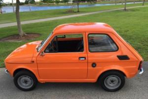 1983 Other Makes Polski Fiat 126P 650E