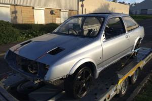 SIERRA RS COSWORTH 3 door Rolling Shell Project
