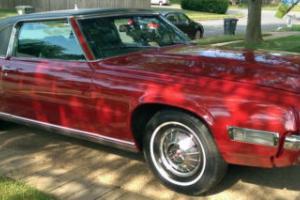 1969 Ford Thunderbird Landau