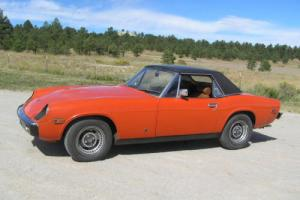 1973 Jensen Healey Convertible Photo