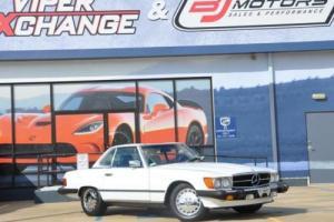 1988 Mercedes-Benz 500-Series 560SL