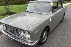 1971 Lancia Fulvia berlina