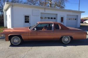 1977 Cadillac DeVille Hard Top