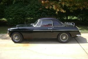 1966 MG MGB MGB