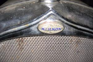 1927 Marmon Little 8 4 Door Sedan