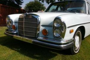 1972 Mercedes-Benz 200-Series 280 SE