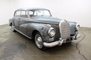 1961 Mercedes-Benz 300-Series Adenauer