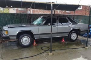1988 Mercury Grand Marquis Photo