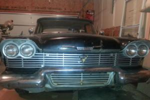 1958 Plymouth Plaza for Sale