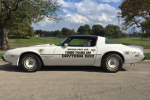 1981 Pontiac Trans Am Firebird Trans Am