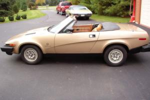 1980 Triumph Photo