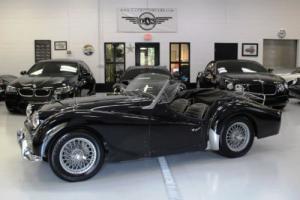 1962 Triumph TR3 B