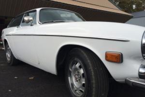 1973 Volvo P1800 ES 4 speed w/od