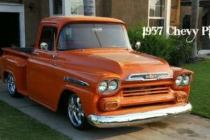 1957 Chevrolet Other Pickups small window