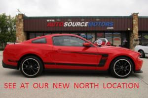 2012 Ford Mustang 2dr Coupe Boss 302