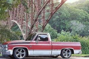 1983 Chevrolet C-10 Scottsdale