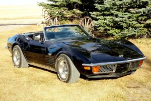 Chevrolet: Corvette Convertible   eBay Photo