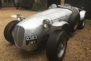 Triumph based convertible kit car