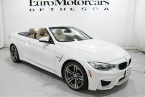 2015 BMW M4 2dr Convertible