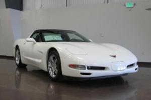 2001 Chevrolet Corvette 6 SPEED MANUAL