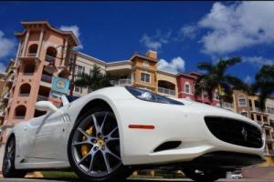 2012 Ferrari California Photo