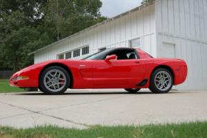 2002 Chevrolet Corvette Z06
