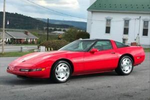 1993 Chevrolet Corvette Base 2dr Hatchback Hatchback 2-Door Manual 6-Speed