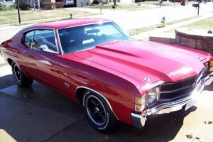 1971 Chevrolet Chevelle SS