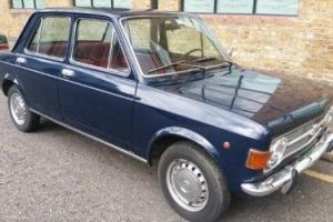 Fiat 128 Berlina Photo