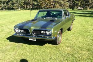 Plymouth: Barracuda Fastback   eBay