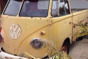 1963 VW Split Screen Single CAB UTE RAT ROD