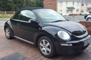 VW Beetle Convertible 2006