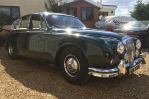 ** DAIMLER 2.5 V8 * 40,200 MILES * TIME WARP STORED 32 YEARS * NO RESERVE!! **