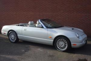 2005 54 Ford Thunderbird Automatic LHD.