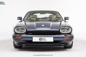 Jaguar XJR-S // Sapphire Blue // 1992 Photo