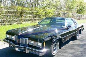 1977 PONTIAC GRAND PRIX,V8MUSCLE,CAR,CLASSIC,70'S,A/C,Wedding CAR,LIMO,EVENTS,