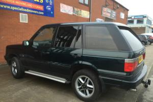 Range Rover Holland and Holland Photo