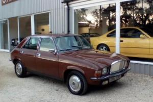 VANDEN PLAS 1500 ALLEGRO - RARE 5 SPEED MK2 MODEL