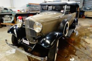 1932 Ford Deluxe Phaeton LOW Miles