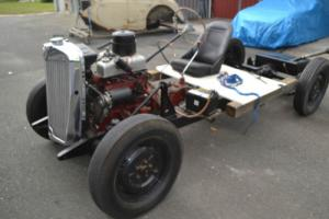 MG YA Saloon CAR FOR Sale Needs Finishing OFF SEE Photos in QLD