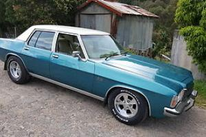 Holden Statesman 308 V8 TURBO400 T BAR Auto Discs 12M NSW Rego in NSW